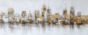 Gouden Stad Schilderij
