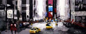 New York Schilderij