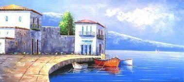 schilderijen landschappen