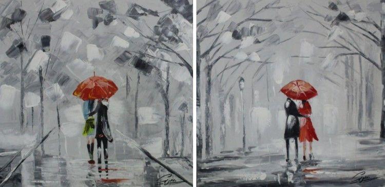 Liefdes schilderijen