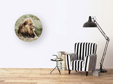 schilderijen ronde vormen