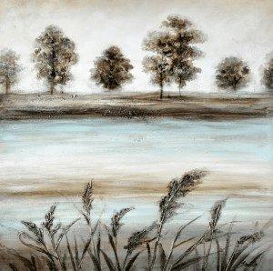 Landschappen Schilderijen: Schilderij natuur