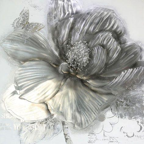 Bloemen Schilderijen: Bloeiende Klaproos Kunst