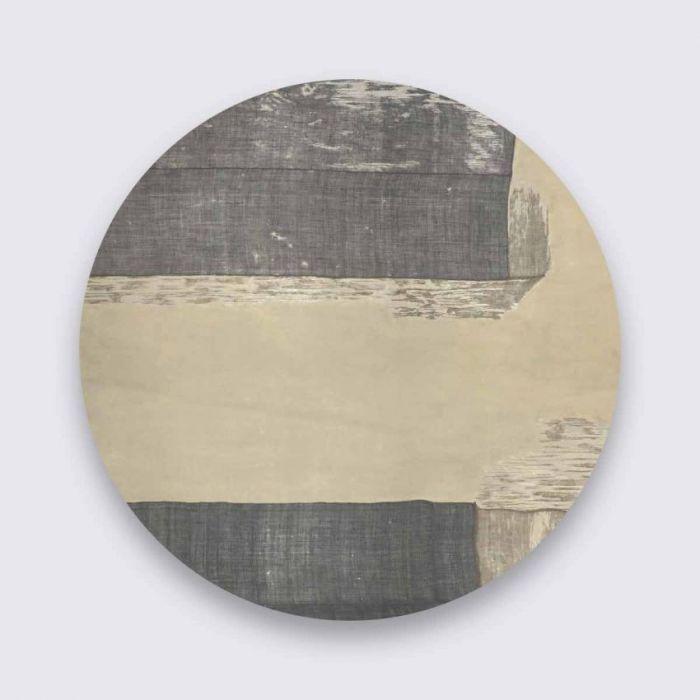 Abstracte Schilderijen: Pure Metal Collectie Aluminium Wandkraft Schilderijen
