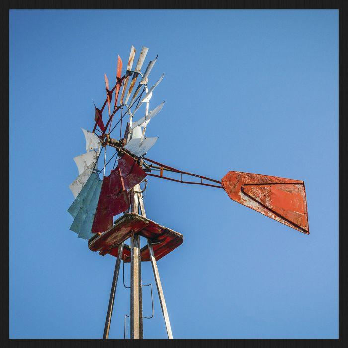 Foto Kunst Schilderijen: Summer Time Windmolen Wandkraft Collectie Forex Schilderij