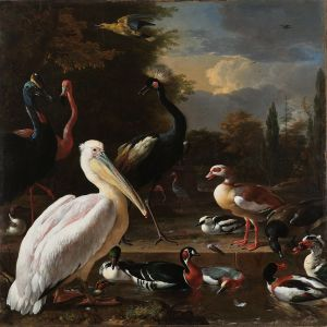 Dibond schilderij dutch masters 006