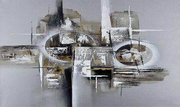 Aluminium 3D effect schilderijen online