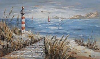 Strand schilderijen bestellen