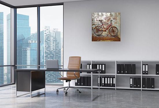 Metaal schilderijen bestellen