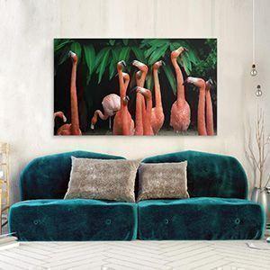 Schilderijen en Bohemian woonstijl