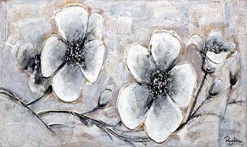 bestel online boterbloem schilderij